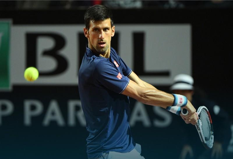 Djokovic vào chung kết Rome sau trận thắng 59 phút - ảnh 1