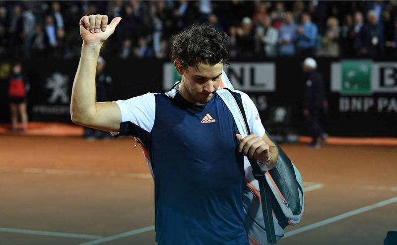 Djokovic vào chung kết Rome sau trận thắng 59 phút - ảnh 2