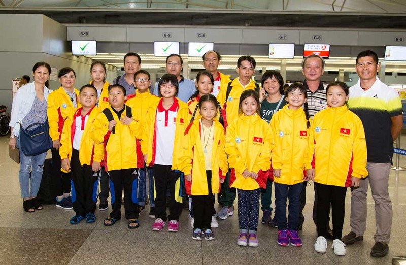 Ái nữ tay đua Mai Công Hiếu đoạt 2 HCĐ cờ vua thế giới - ảnh 3