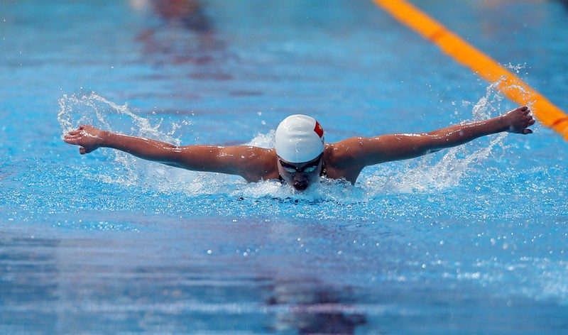 Thể dục dụng cụ đoạt 2 HCV, Ánh Viên vào chung kết bơi - ảnh 3