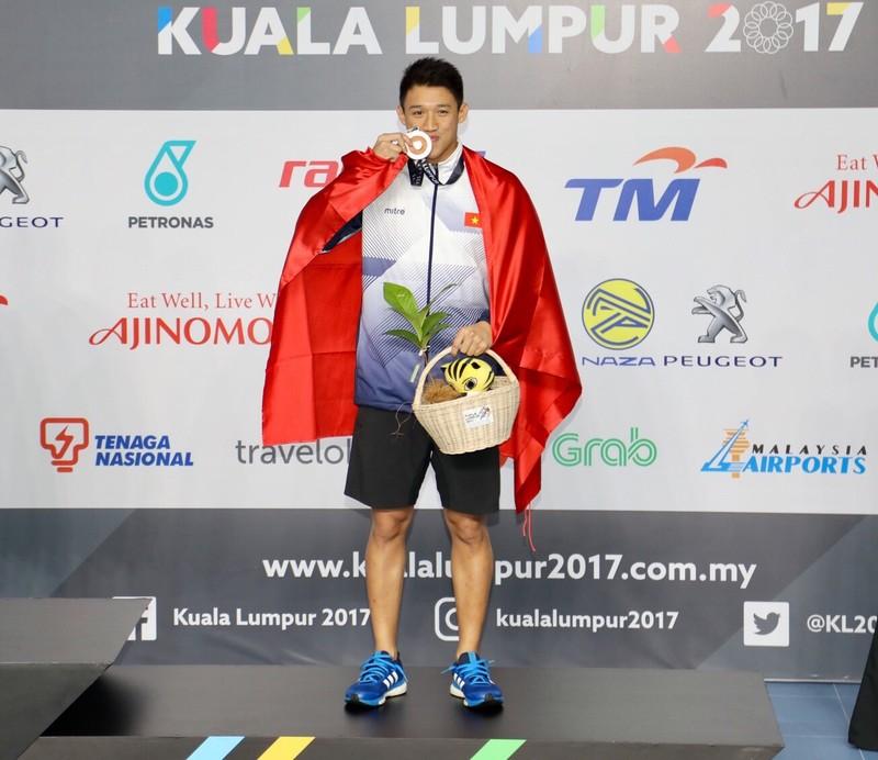 Quý Phước suýt thắng vô địch Olympic, Ánh Viên có 2 HCV - ảnh 5