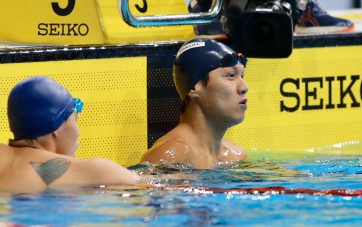 Quý Phước suýt thắng vô địch Olympic, Ánh Viên có 2 HCV - ảnh 1