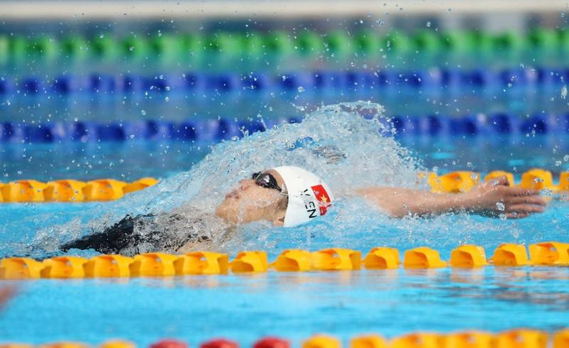 Quý Phước suýt thắng vô địch Olympic, Ánh Viên có 2 HCV - ảnh 4