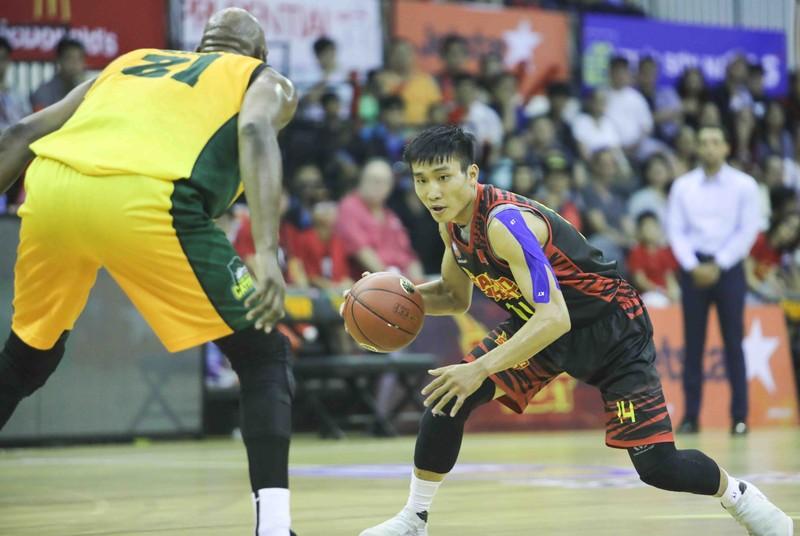 Saigon Heat mất ngôi sau thất bại trên sân nhà - ảnh 7