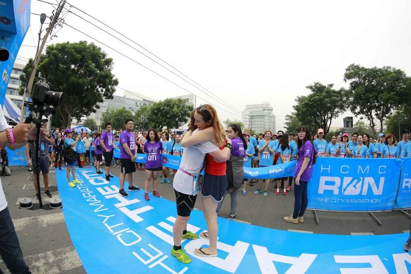 HCMC Marathon 5 - Chạy kết nối gia đình và cộng đồng - ảnh 3