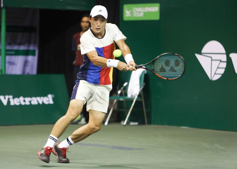 Hoàng Nam tạo ra game đấu dài kỷ lục Việt Nam Open - ảnh 2