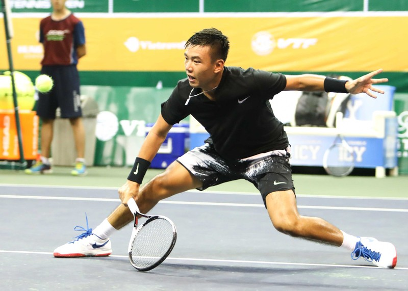 Hoàng Nam tạo ra game đấu dài kỷ lục Việt Nam Open - ảnh 3