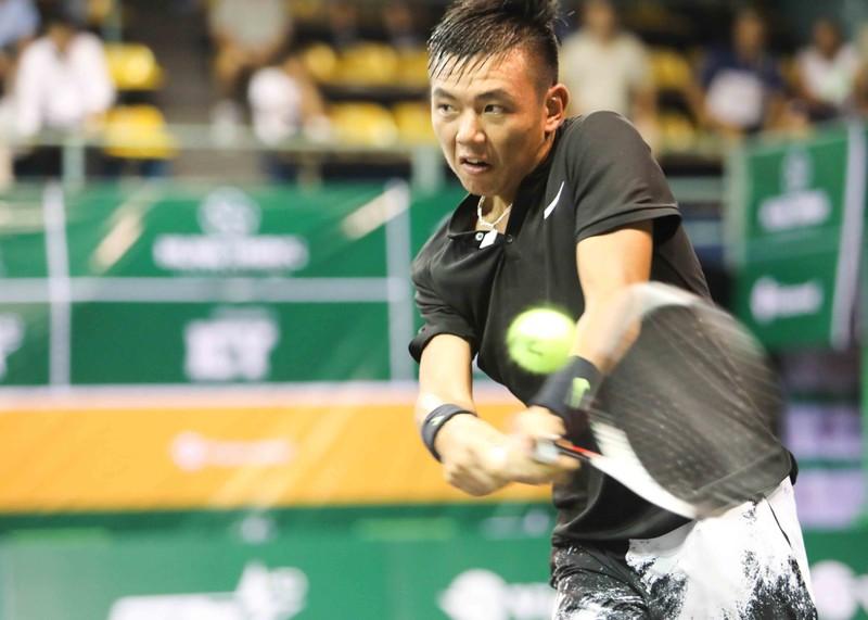 Hoàng Nam tạo ra game đấu dài kỷ lục Việt Nam Open - ảnh 1