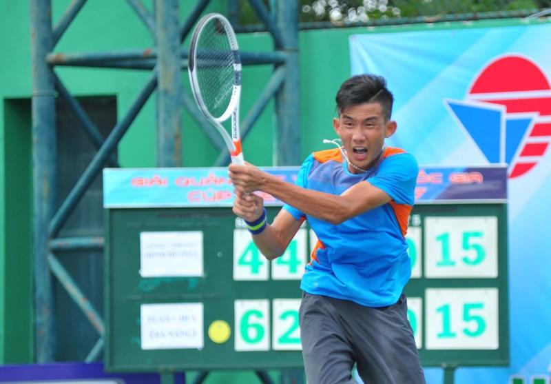 Nguyễn Văn Phương vô địch nhóm 4, vào tốp 300 trẻ TG  - ảnh 1