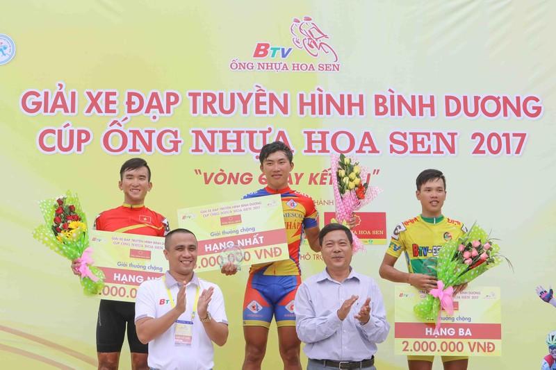 Tuyển trẻ xe đạp Việt Nam gây 'bão' tại BTV Cup - ảnh 6