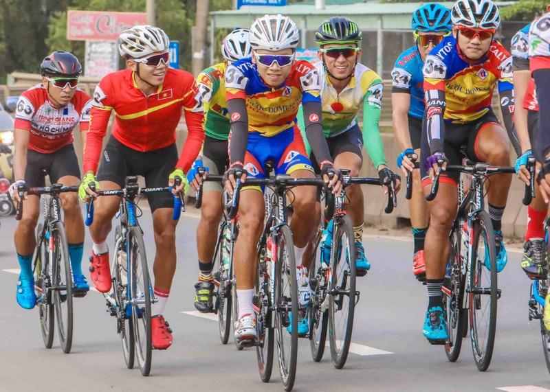 Tuyển trẻ xe đạp Việt Nam gây 'bão' tại BTV Cup - ảnh 4