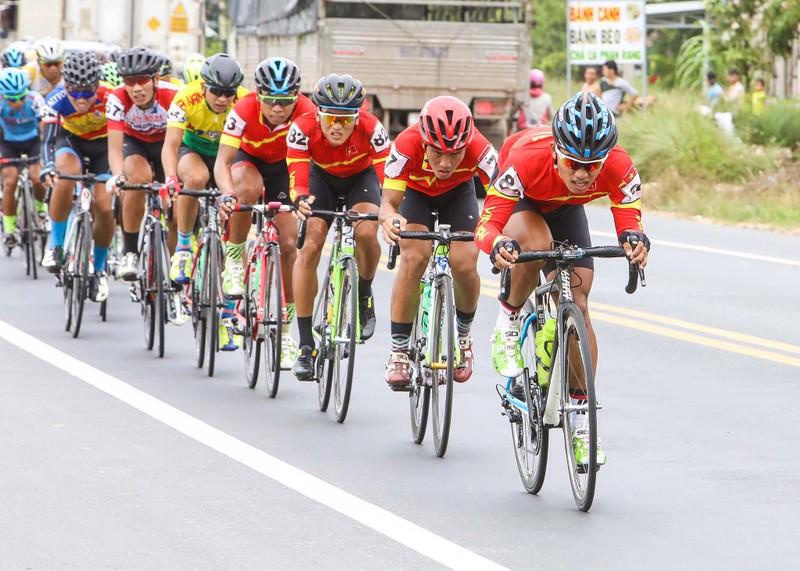 Tuyển trẻ xe đạp Việt Nam gây 'bão' tại BTV Cup - ảnh 1