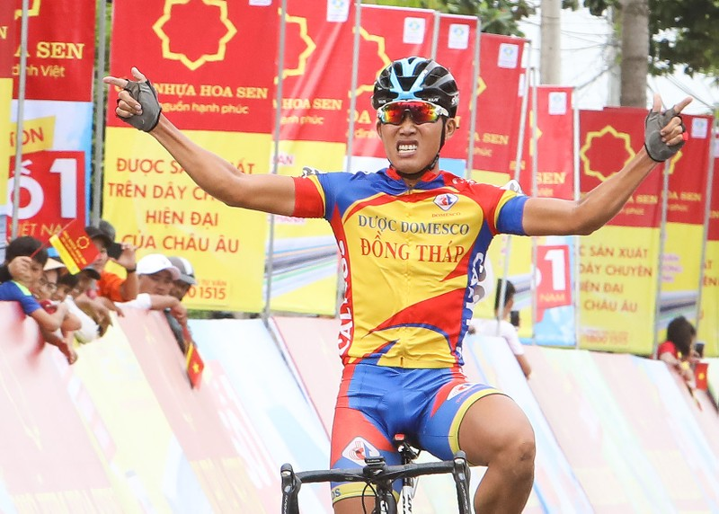 Tuyển trẻ xe đạp Việt Nam gây 'bão' tại BTV Cup - ảnh 5