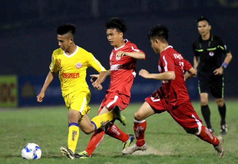 U-19 SL Nghệ An đổ gục vì mất điểm phút cuối trận - ảnh 2
