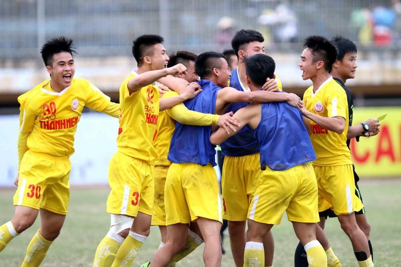 Hà Nội và Đồng Tháp tranh ngôi vô địch - ảnh 1