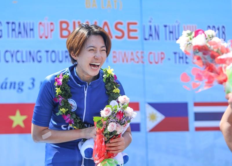 Nguyễn Thị Thi đoạt áo vàng chung cuộc Biwase 2018 - ảnh 2