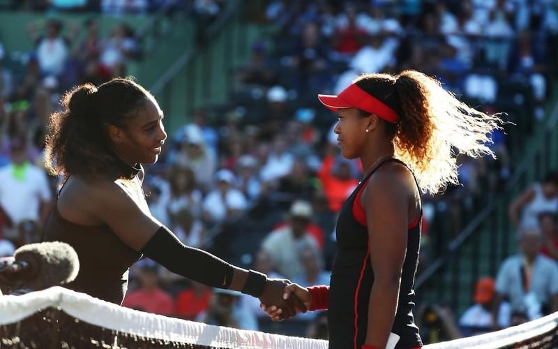 Naomi Osaka đánh bay cựu số 1 thế giới khỏi Miami Open - ảnh 1