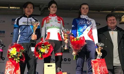 Nguyễn Thị Thật giành chiến thắng chặng đua ở Thụy Sĩ - ảnh 5