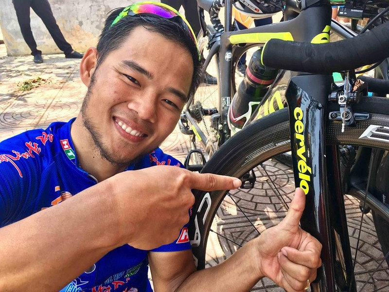 Lê Nguyệt Minh thắng chặng đua dài nhất Cúp Truyền hình - ảnh 6
