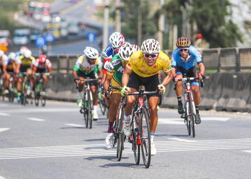 Lê Nguyệt Minh thắng chặng đua dài nhất Cúp Truyền hình - ảnh 5