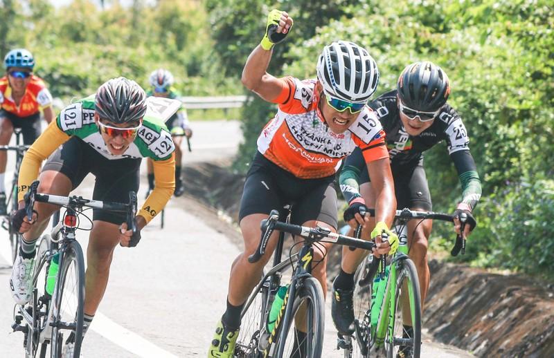 Lê Nguyệt Minh thắng chặng đua dài nhất Cúp Truyền hình - ảnh 3