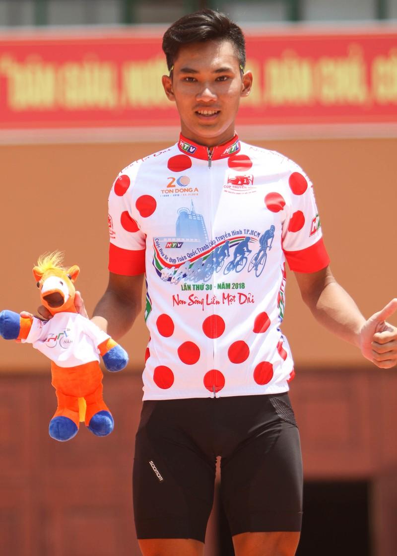 Lê Nguyệt Minh thắng chặng đua dài nhất Cúp Truyền hình - ảnh 4