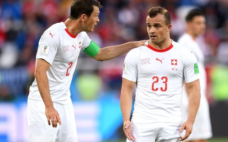 Chuyển động World Cup: Thụy Sĩ với nguy cơ mất quân hàng loạt - ảnh 1