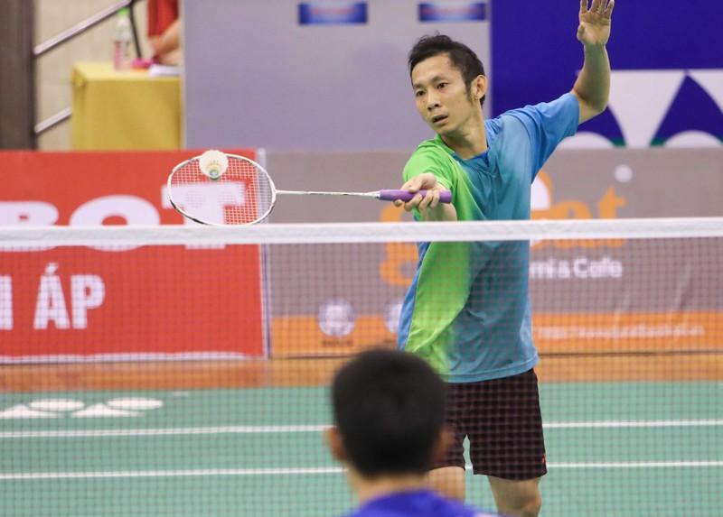 Tiến Minh đối đầu hạt giống số 8 tại giải Việt Nam Open - ảnh 1