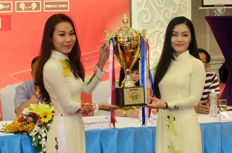Trần Quyết Chiến ghi cơ series 12 điểm giải quốc tế Bình Dương - ảnh 1