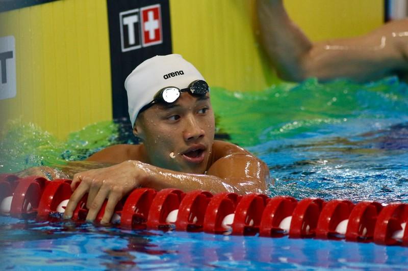 Hoàng Quý Phước, Paul Nguyễn giành quyền đấu chung kết bơi - ảnh 5