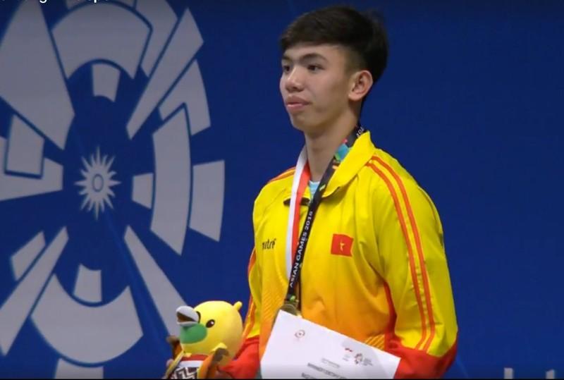 Kình ngư Nguyễn Huy Hoàng xuất thần đoạt HCĐ cự ly 800 m tự do - ảnh 3