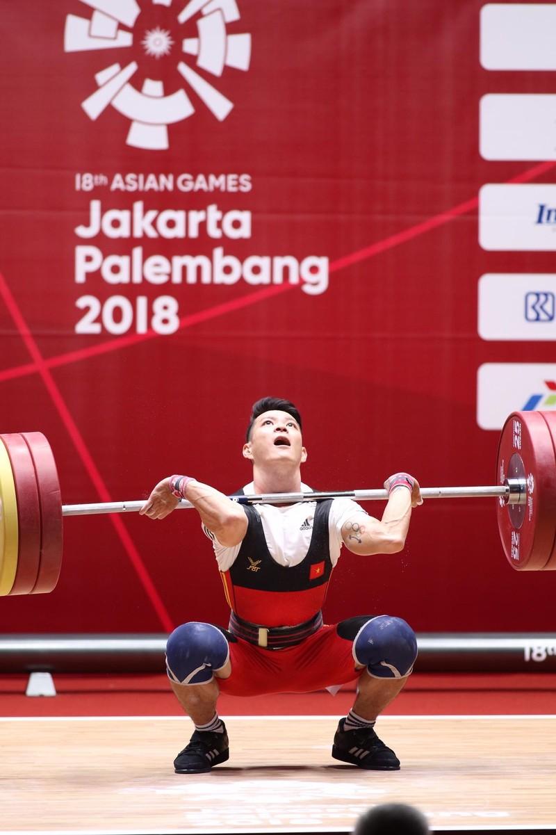 Kém Om Yun Chol 7 kg, Thạch Kim Tuấn đoạt HCB Asiad 18 - ảnh 2