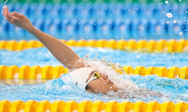Hoàng Xuân Vinh bị loại nội dung từng vô địch Olympic - ảnh 3