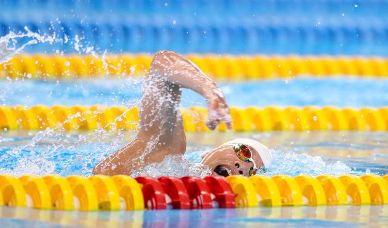 Hoàng Xuân Vinh bị loại nội dung từng vô địch Olympic - ảnh 5