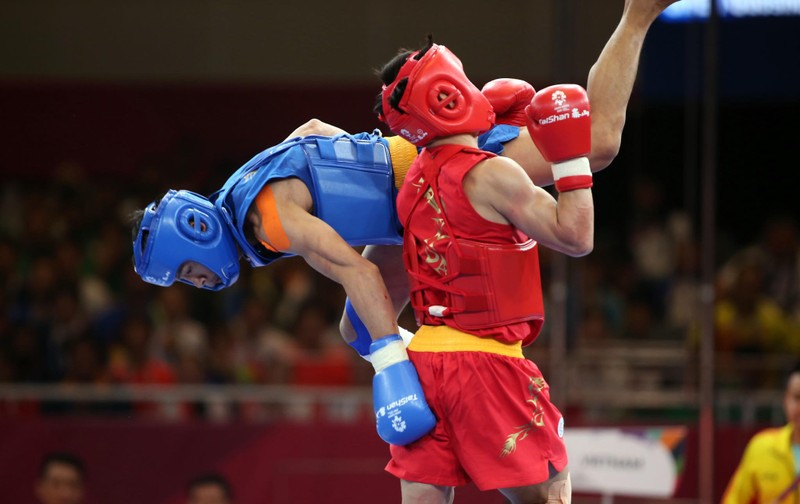 Rowing giành HCV Asiad 18 đầu tiên cho thể thao Việt Nam - ảnh 2