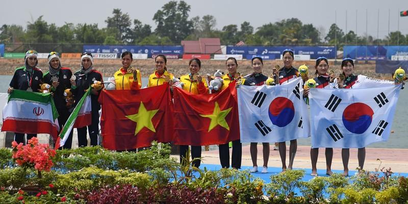 Lịch thi đấu Asiad 18 ngày 24-8 của thể thao Việt Nam - ảnh 1