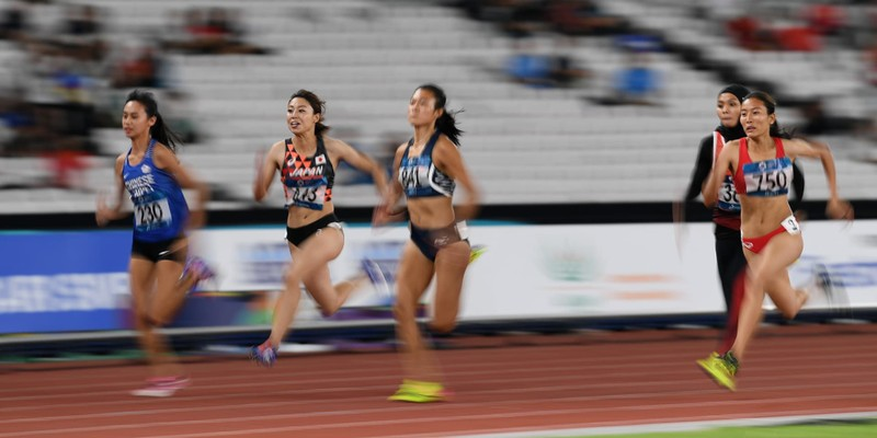Quách Thị Lan phá kỷ lục, tranh chung kết cự ly 400 m vượt rào - ảnh 2