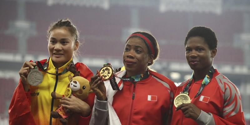 Bảng vàng thành tích của thể thao Việt Nam tại Á vận hội 2018 - ảnh 4