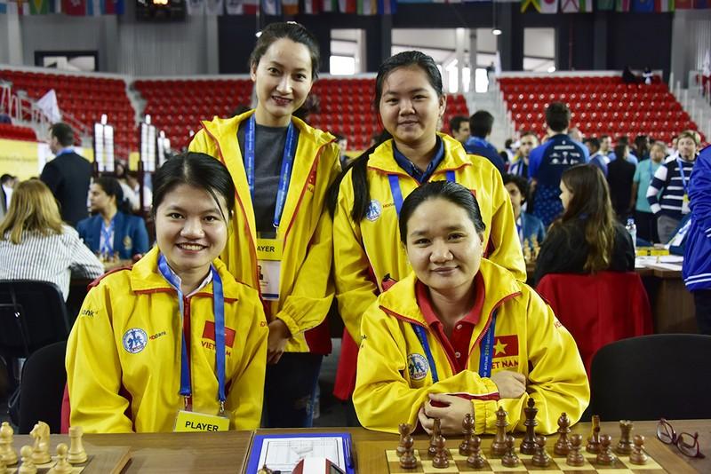 Quang Liêm tiếp mạch thắng, Việt Nam lên hạng 9 tại Olympiad - ảnh 2