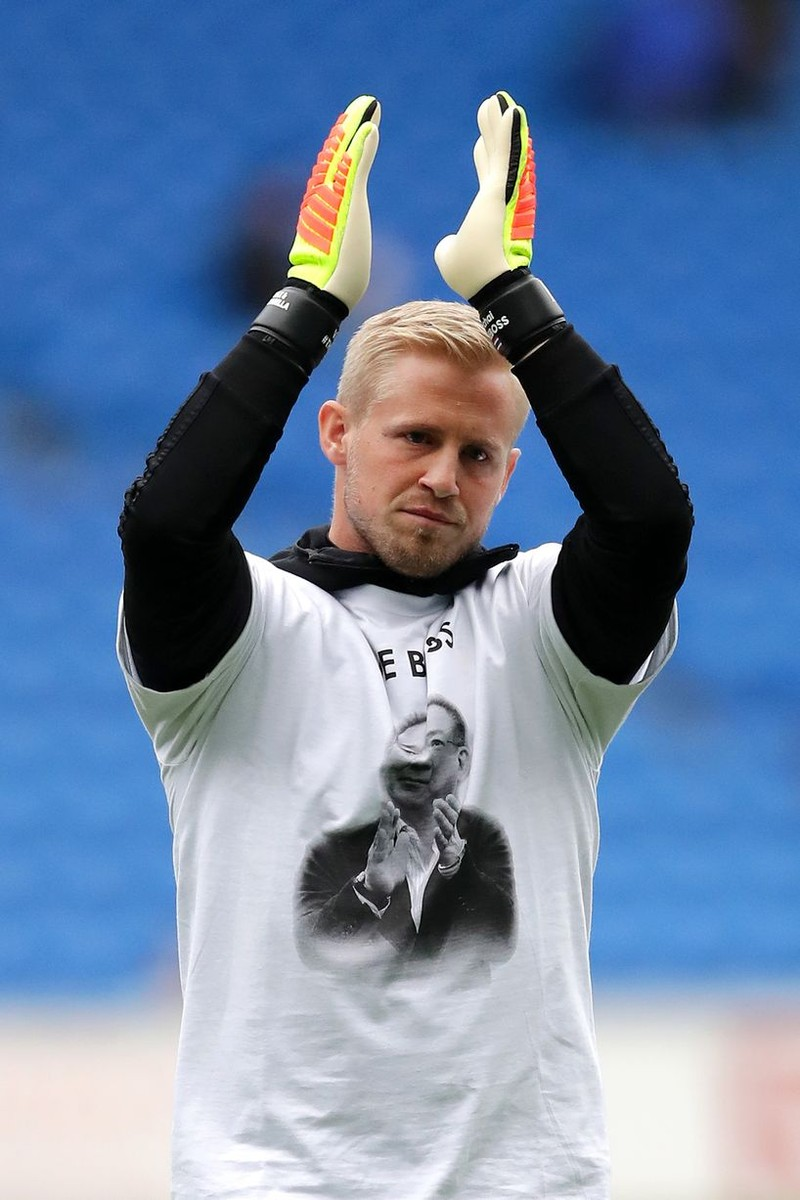Chiến thắng gây xúc động Leicester dành cho chủ tịch Vichai - ảnh 2
