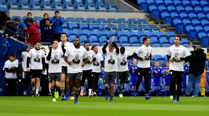 Chiến thắng gây xúc động Leicester dành cho chủ tịch Vichai - ảnh 1