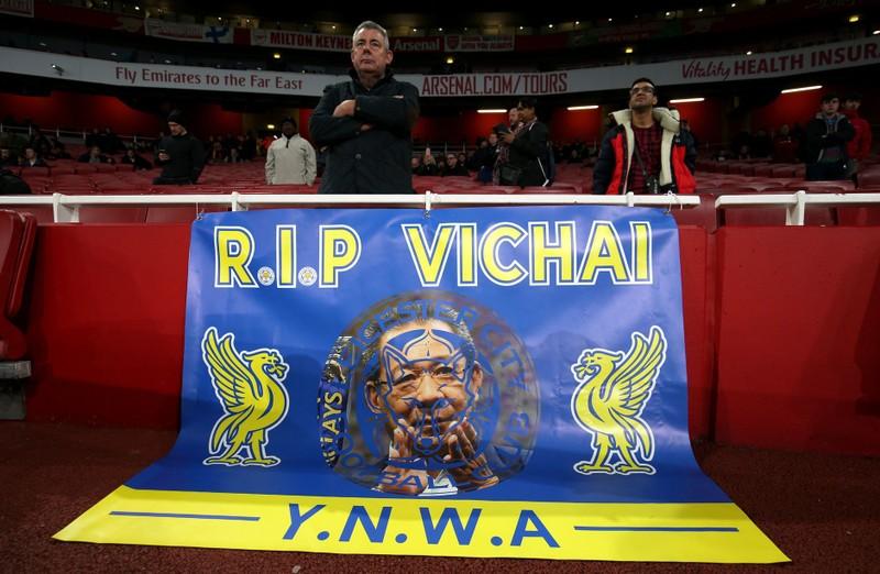 Chiến thắng gây xúc động Leicester dành cho chủ tịch Vichai - ảnh 7