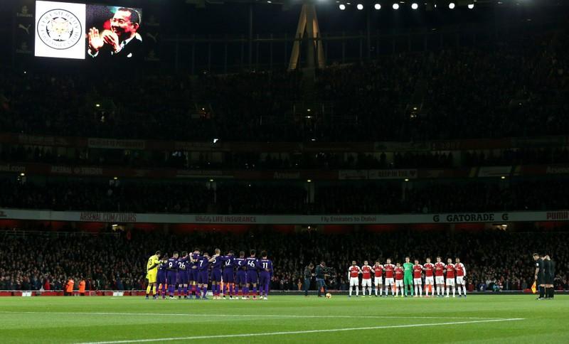 Chiến thắng gây xúc động Leicester dành cho chủ tịch Vichai - ảnh 5