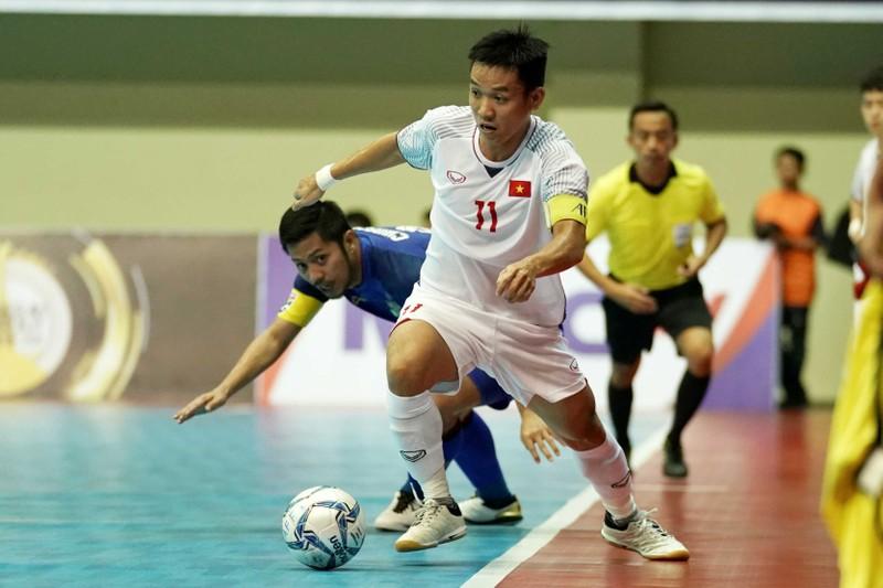 Thất bại trước Thái Lan, Việt Nam đối đầu Malaysia ở bán kết - ảnh 2
