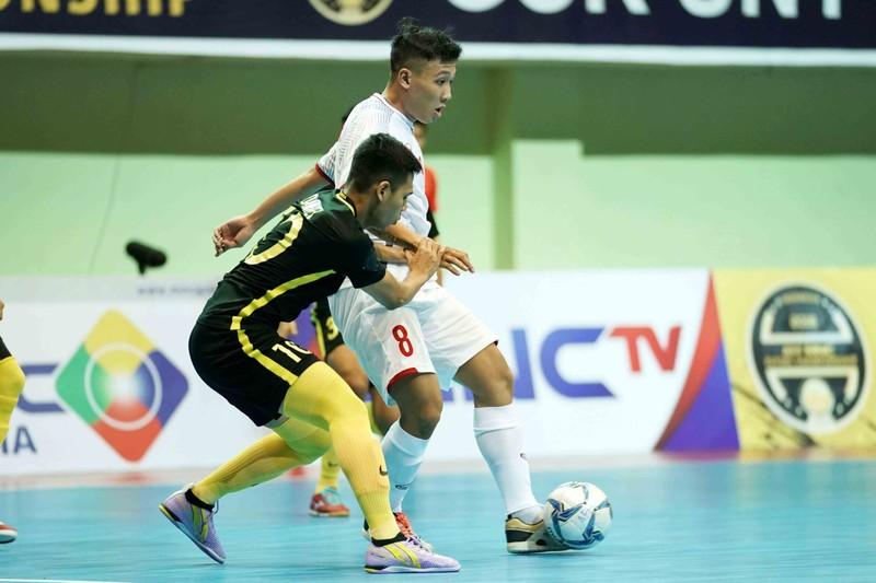 Futsal Việt Nam dừng bước sau loạt 'đấu súng' sinh tử - ảnh 2