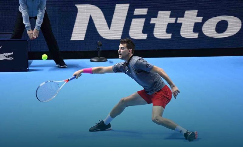 Federer nuôi hy vọng vào bán kết ATP Finals - ảnh 1