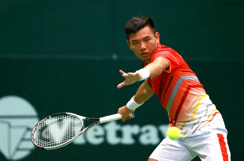 Hạ đối thủ Đức, Lý Hoàng Nam tiến vào vòng 2 Việt Nam Open - ảnh 1