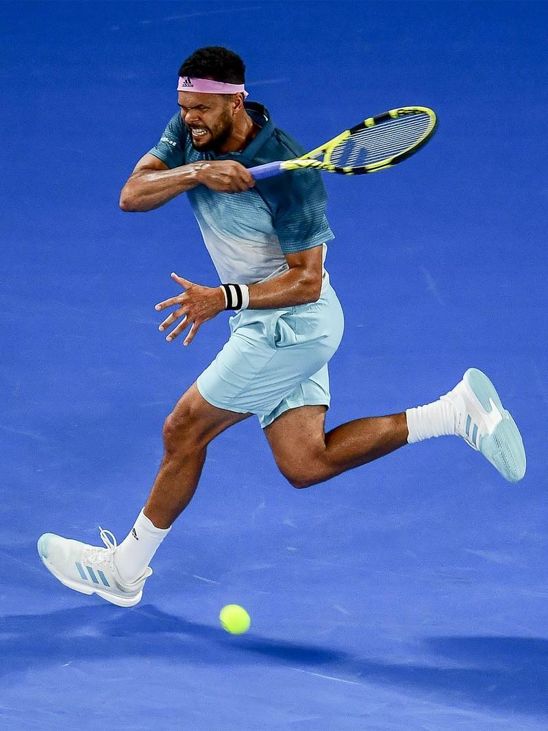 """Djokovic """"bắn hạ"""" Tsonga, đi tiếp vào vòng 3 Úc mở rộng - ảnh 1"""