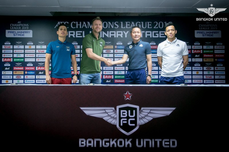 Xem Quang Hải đối đầu đội bóng Thái Lan Bangkok Utd - ảnh 1