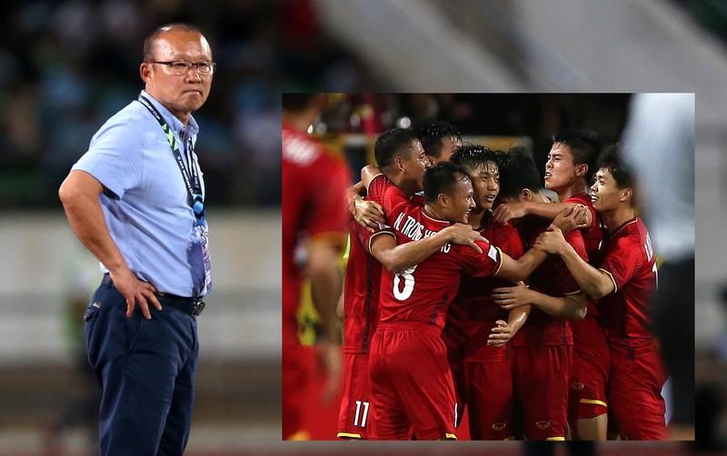Thầy Park trở lại, U-23 Việt Nam vào chiến dịch U-23 châu Á - ảnh 1